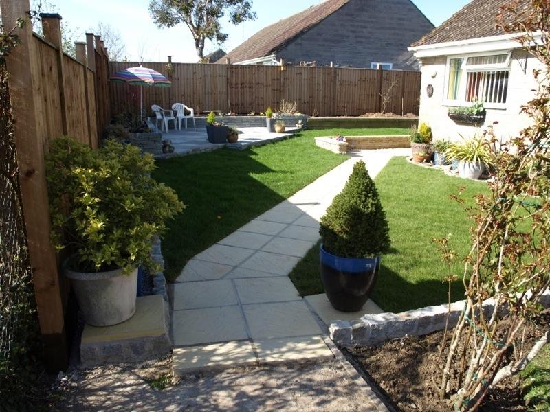 Garden Landscaping - Somerton